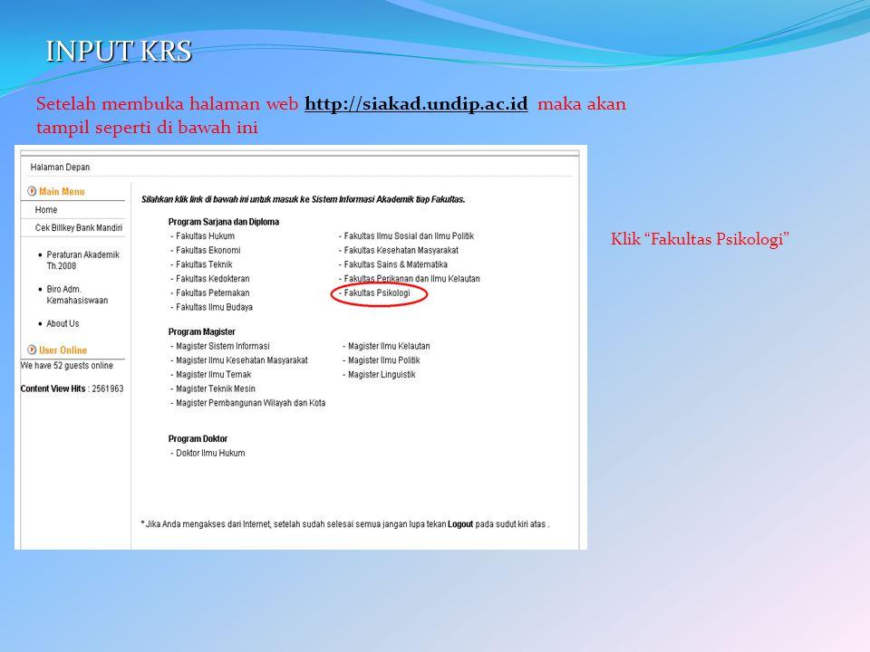 Kemudian akan muncul: Untuk mengisi evaluasi PBM Dosen pengampui Mata Kuliah yang lain klik Halaman Sebelumnya Isilah sesuai langkah-langkah sebelumnya