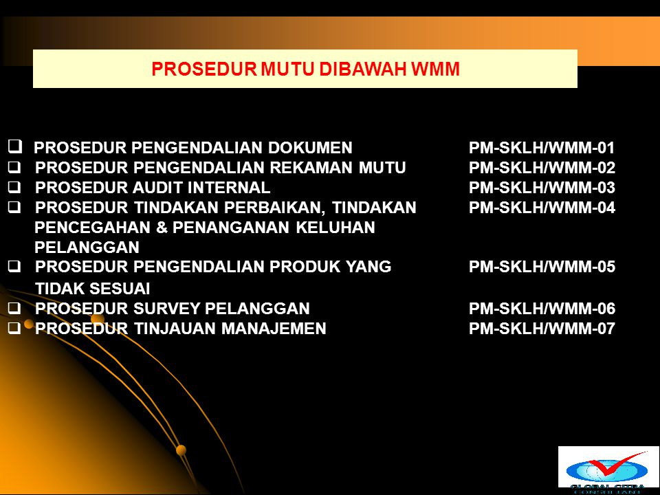 Slide 16 Prosedur Mutu SEKOLAH PENANGANAN KELUHAN PELANGAN No.