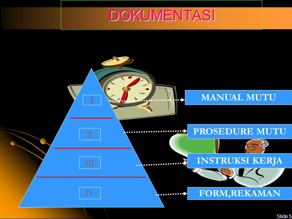 Slide 4 MENGAPA MENDOKUMENTASIKAN .