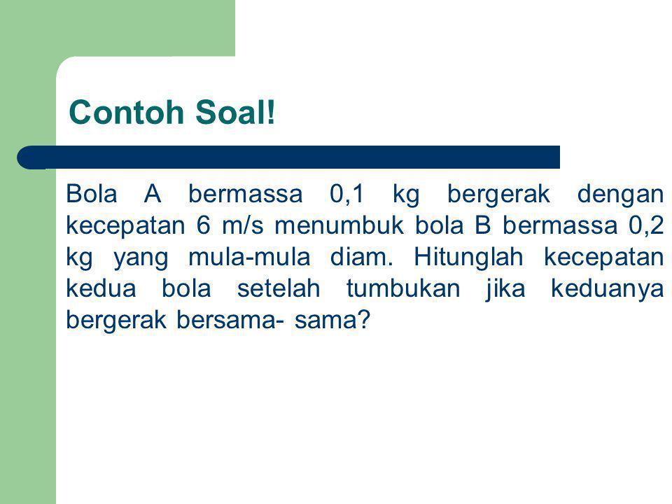Contoh Soal.