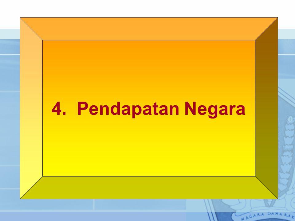 4. Pendapatan Negara
