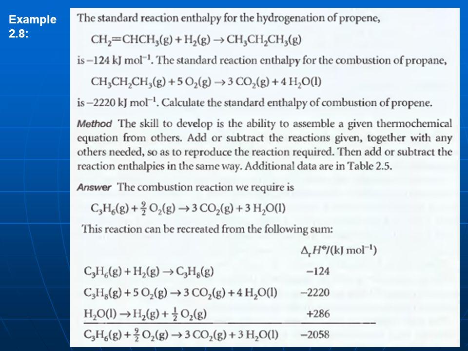 Example 2.8: