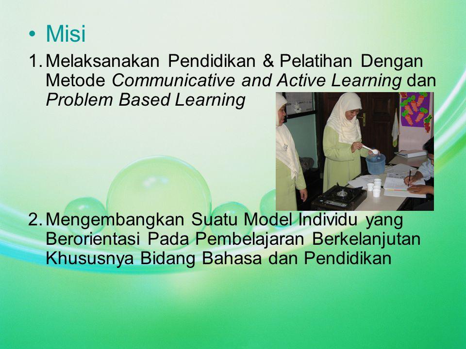 7.TKIT – SDIT – SMPIT JSIT Pelatihan Singkat Guru Profesional 8.
