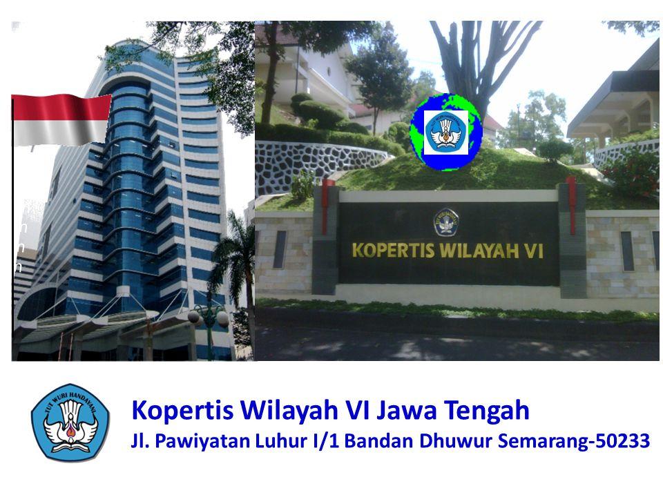 hrh hghj mmmmmmmm Kopertis Wilayah VI Jawa Tengah Jl. Pawiyatan Luhur I/1 Bandan Dhuwur Semarang-50233