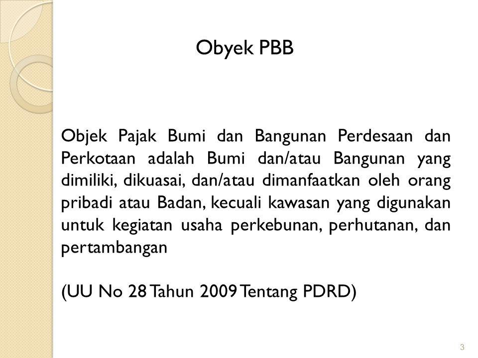 14 Klasifikasi Penetapan NJOP DIBACA PMK 150 Tahun 2010
