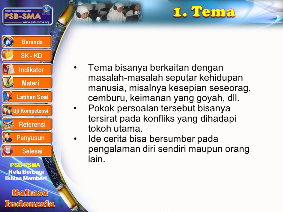 PSB-PSMA Rela Berbagi Ikhlas Memberi Nama: CIM Kusuma Widiawati Asal: SMA Negeri 7 Denpasar, Bali Nama: CIM Kusuma Widiawati Asal: SMA Negeri 7 Denpasar, Bali Nama: Nurhadi,S.Pd Asal: SMA N 1 Boja Email : nugroho_adi27@yahoo.co.id