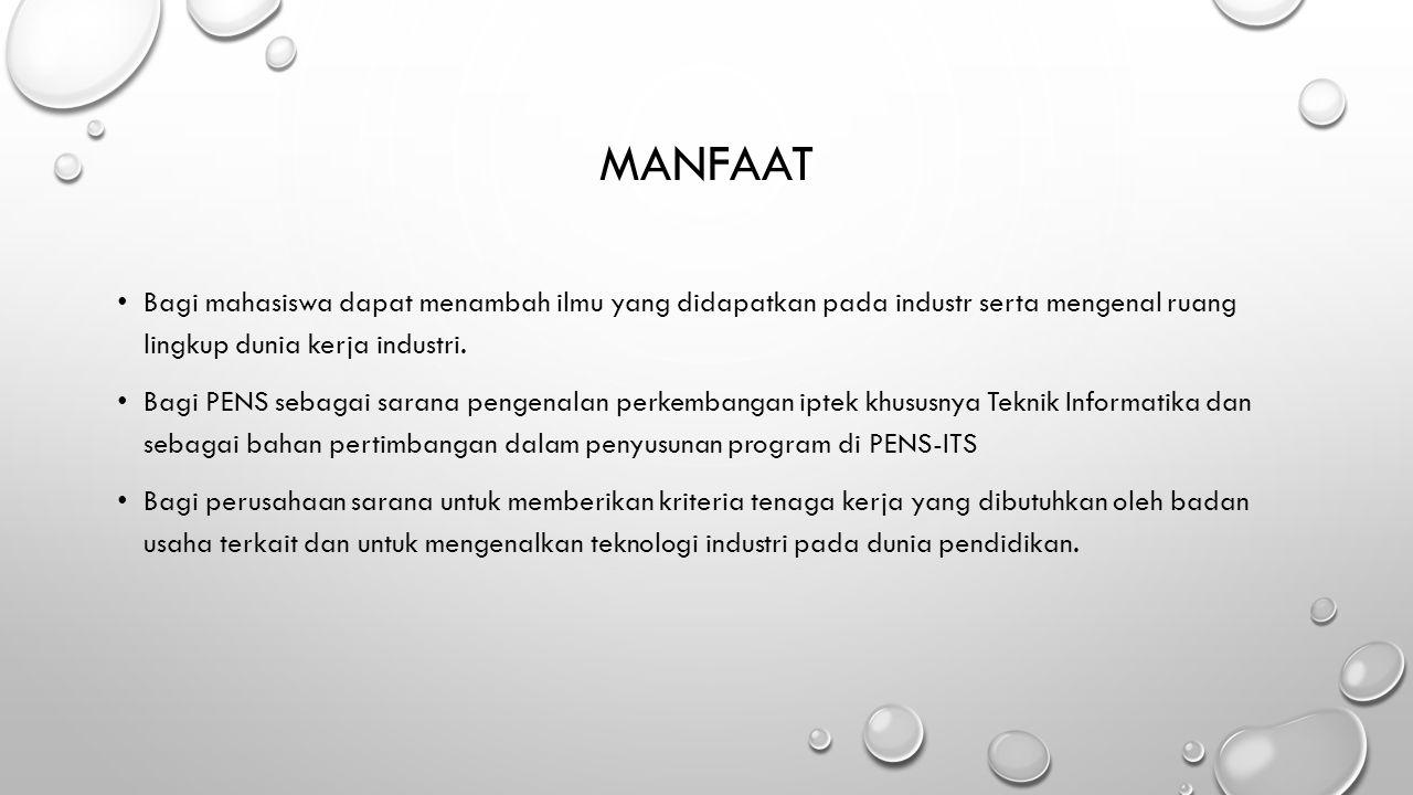 PROFIL PERUSAHAAN PT.