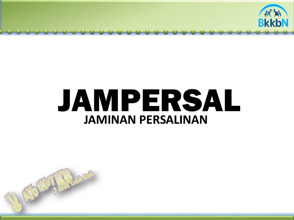 JAMPERSAL JAMINAN PERSALINAN