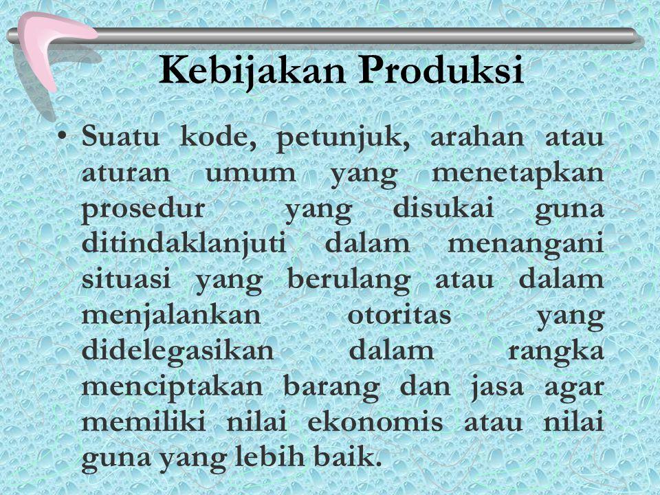 Rumus BEP Multi Product :