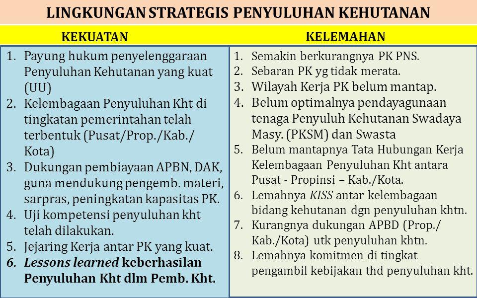 1.Terbatasnya lowongan formasi jabatan PK PNS baru.