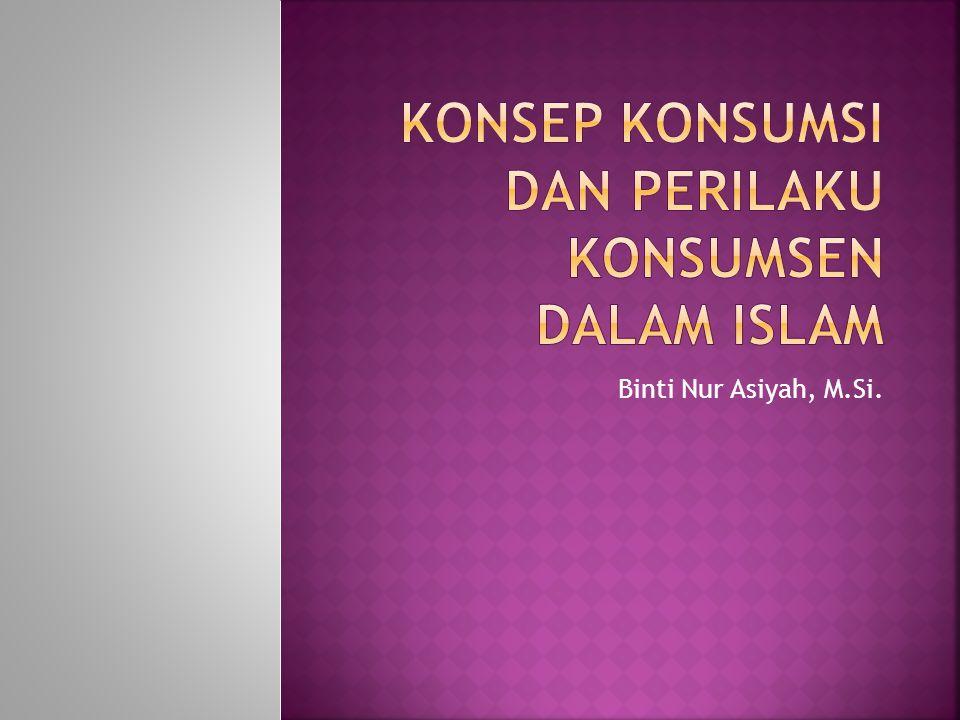 Binti Nur Asiyah, M.Si.