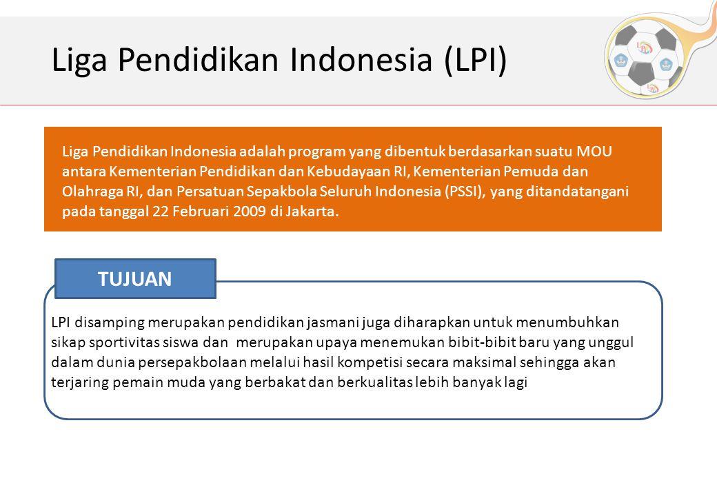 Liga Pendidikan Indonesia adalah program yang dibentuk berdasarkan suatu MOU antara Kementerian Pendidikan dan Kebudayaan RI, Kementerian Pemuda dan O