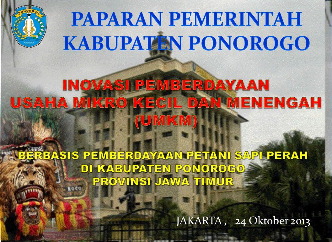 JAKARTA, 24 Oktober 2013