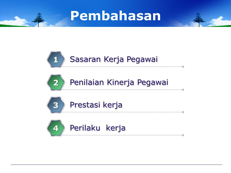 26 CONTOH FORMULIR PENILAIAN PRESTASI KERJA PEGAWAI NEGERI SIPIL DEPARTEMEN/LEMBAGA/ DAERAH KAB/KOTA BKN JANGKA WAKTU PENILAIAN BULAN Januari s/d Desember 2012.