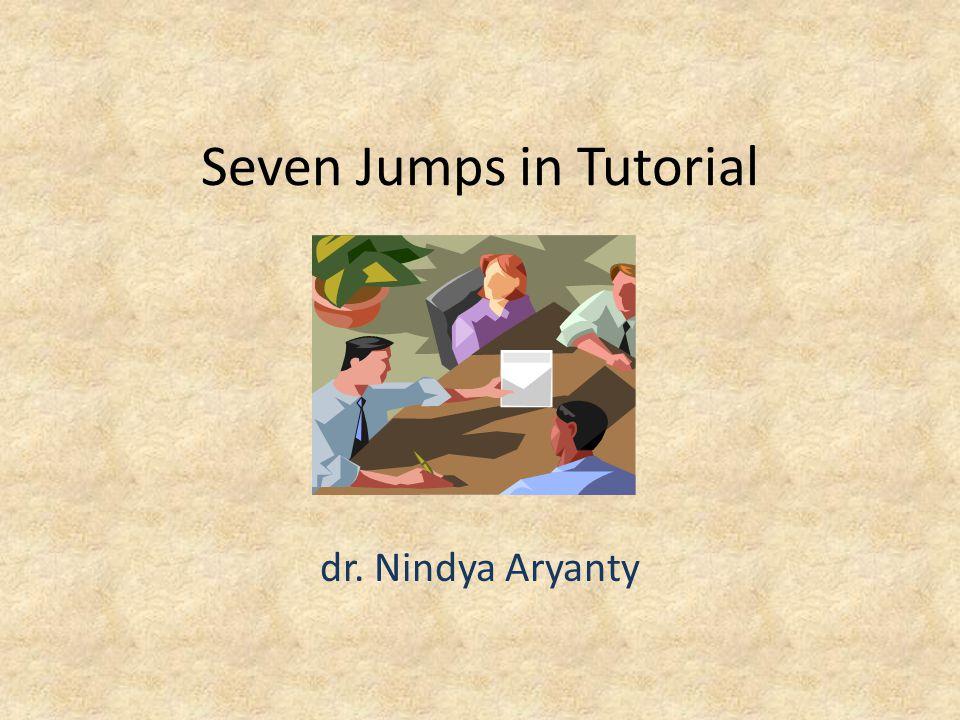 Tujuh Langkah Tutorial 1.Klarifikasi istilah atau konsep yang belum dipahami 2.