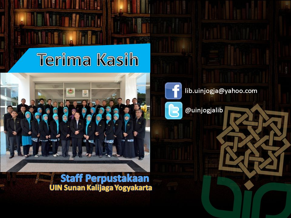 Kepala : M. Solihin Arianto, S.Ag., SIP., MLIS. Wakil Kepala : Widyastuti Kartini, S.Sos. Kasubag Administrasi : Hj. Dra. Arini Octaviani Kepala Bidan