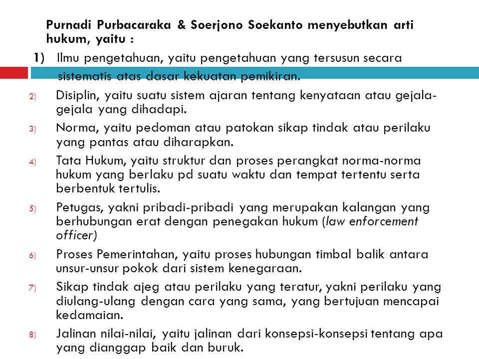 SIMPULAN  Pertama: pelaksanaan hukum positif Indonesia harus berlandaskan asas-asas nilai kerokhanian Pancasila dan asas-asas nilai lainnya spt tertuang dlm pemb.UUD '45.