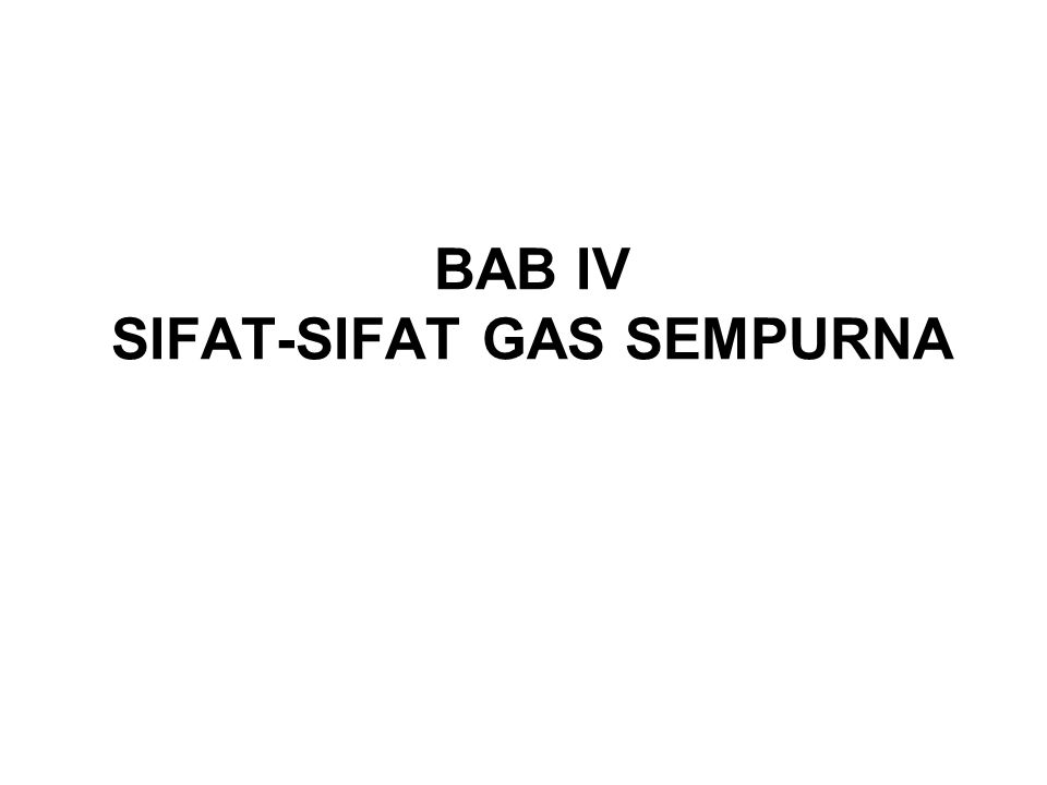 Kalor total yang diberikan ke gas pada tekanan tetap adalah: Q = m C p (T 2 – T 1 ) dimana, m = massa gas T 1 = temperatur awal gas T 2 = temperatur akhir gas