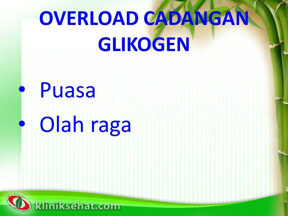 KELEBIHAN INTAKE Batasi intake tinggi glukosa Perbanyak makanan dengan indek glikemiknya rendah ( sayuran tinggi serat, apel dll )