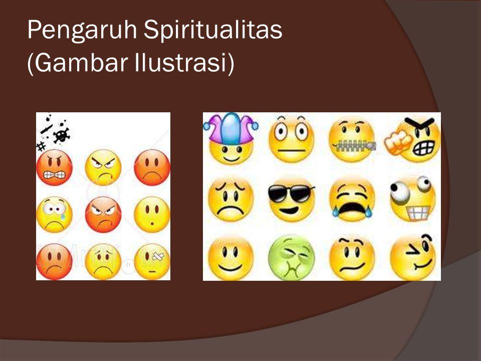 Pengaruh Spiritualitas (Gambar Ilustrasi)