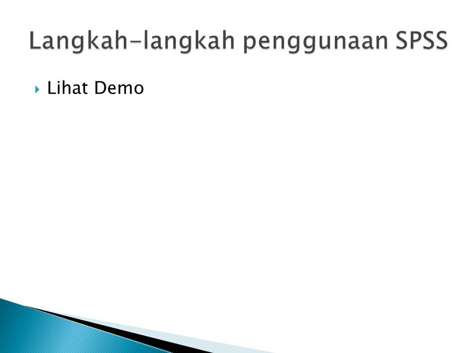  Lihat Demo