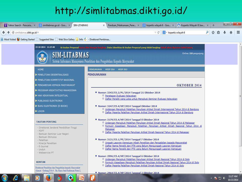 Contoh Proposal IbM yang Didanai 2014 JudulNama IbM peningkatan kualitas produksi berbasis information technology pada kelompok usaha cemilan makananringan di Mlati Lor Kudus Ratih H.U.