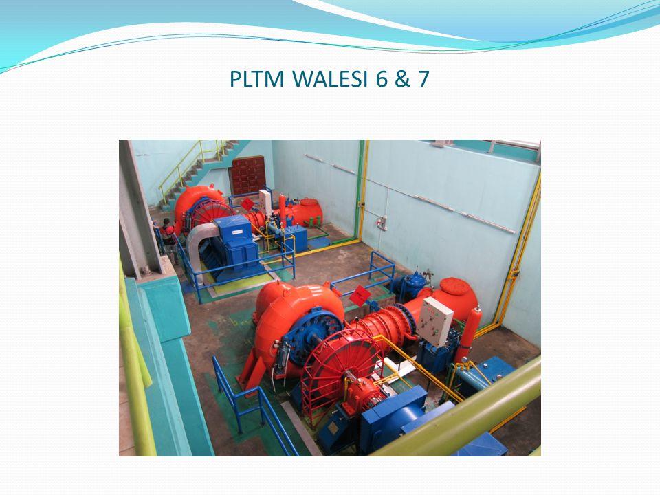 PLTM WALESI 6 & 7