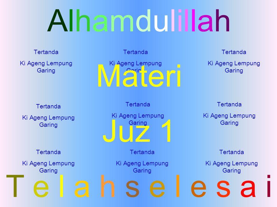 Ulangan Al Baqarah 139-141 terjemahkanlah