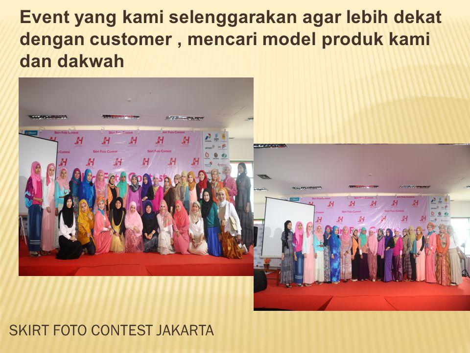 SKIRT FOTO CONTEST JAKARTA