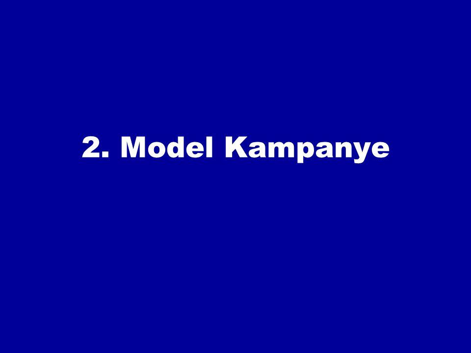 2. Model Kampanye