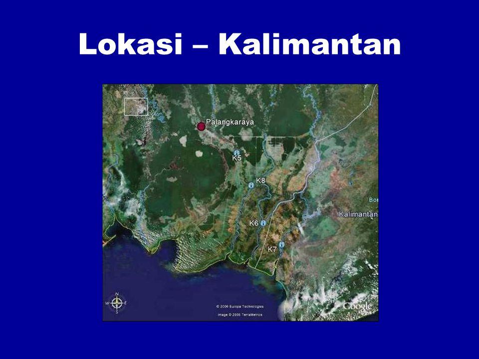 Lokasi – Kalimantan