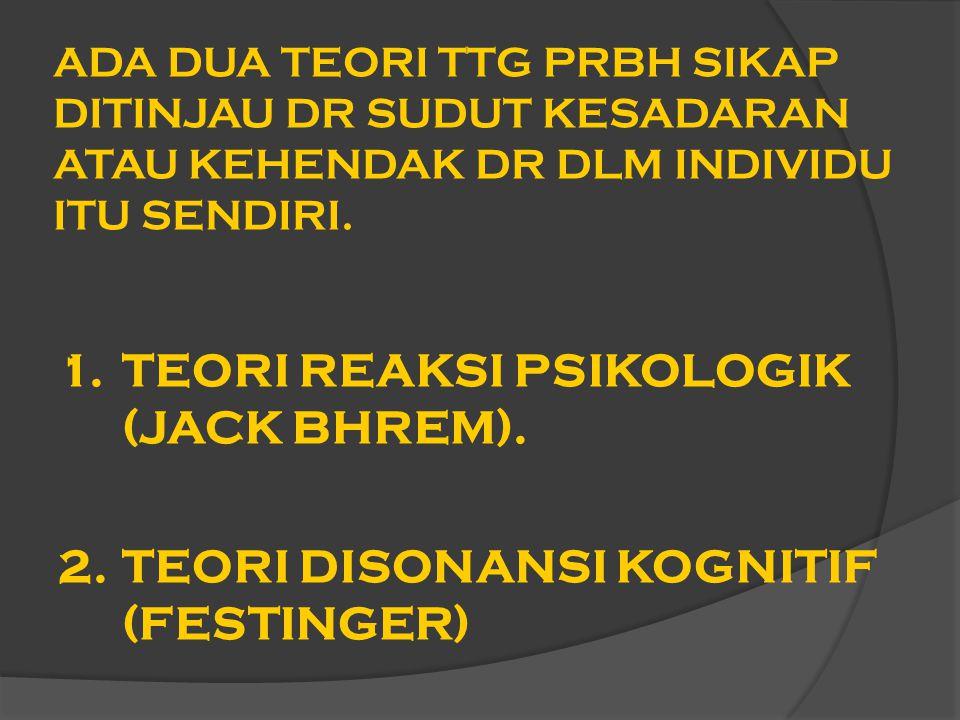 ADA DUA KONSEP UTAMA TTG ESTETIKA LINGKUNGAN (BERLYNE) : 1.