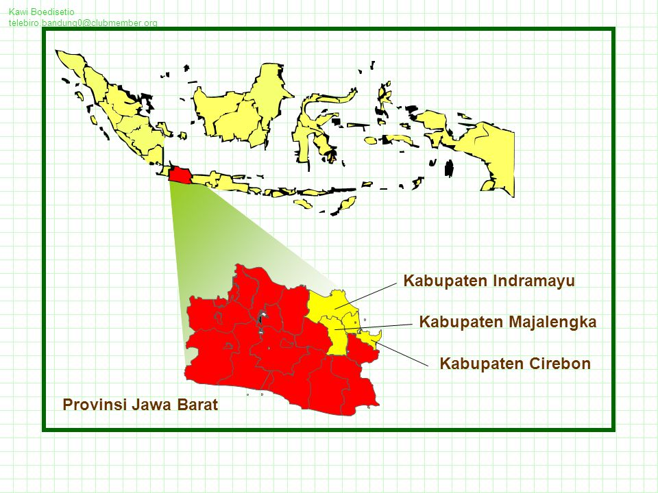 Kawi Boedisetio telebiro.bandung0@clubmember.org Kegiatan utama Mangga diterima di selter (Halte) menggunakan keranjang Pasokan bahan baku diperoleh Pedagang pengumpul, perorangan dari daerah lokal kab.
