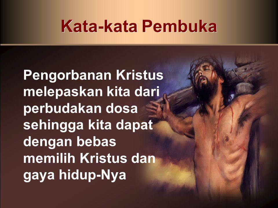 Ayat Hafalan Saudara-saudara, memang kamu telah dipanggil untuk merdeka.
