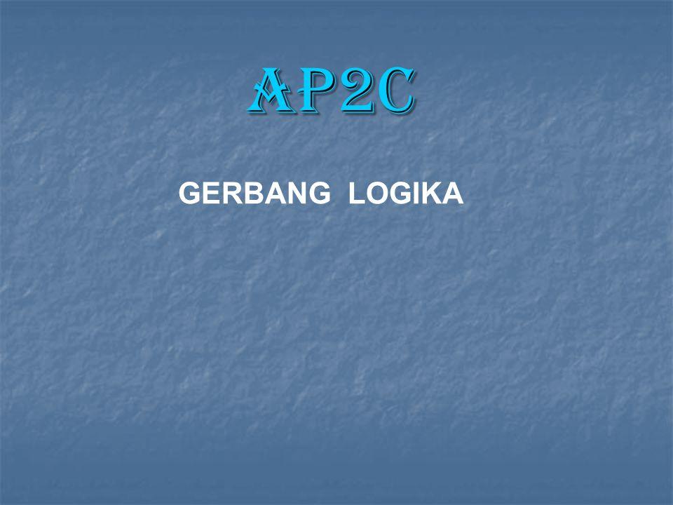 GERBANG LOGIKA AP2C
