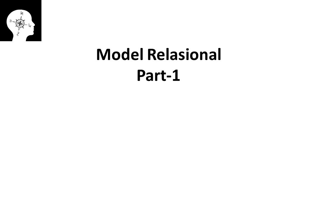 Model Relasional Part-1