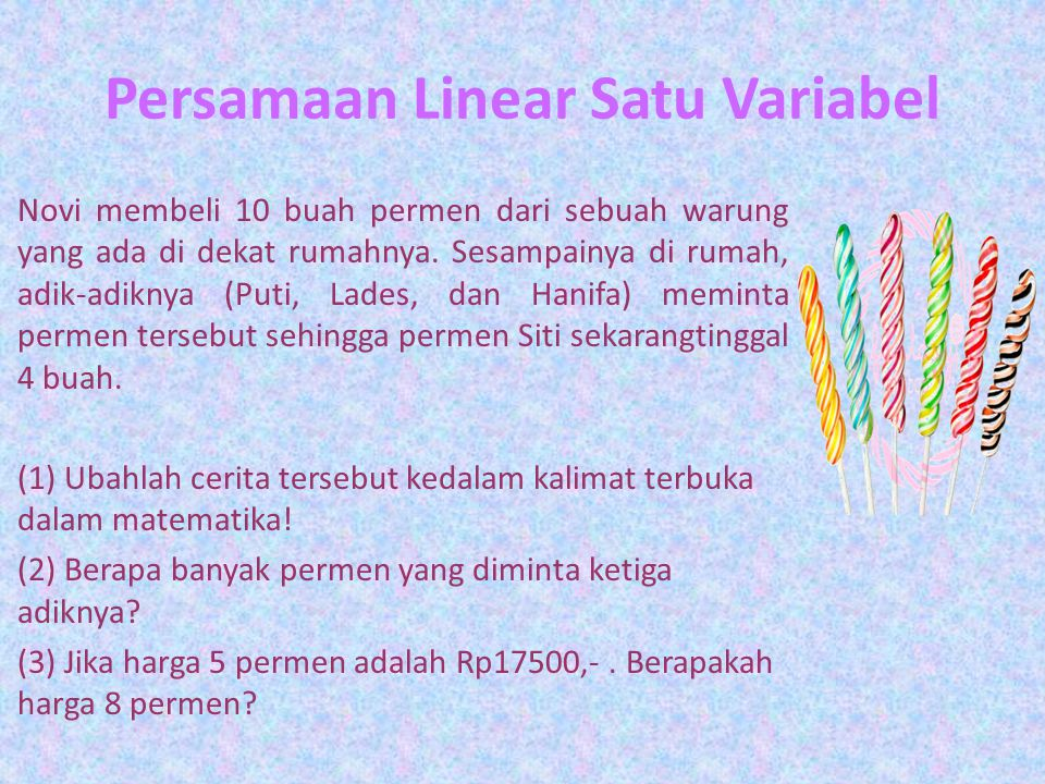 2)Suatu lempeng berbentuk segitiga dengan panjang sisi-sisnya 3aa cm, 4a cm, dan 5a cm.