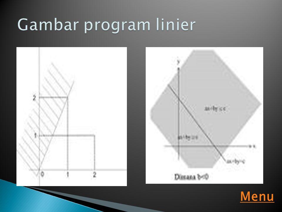  Pertidaksamaan linear satu variabel adalah pertidaksamaan yang memuat satu variabel dan pangkat terbesarnya adalah satu.