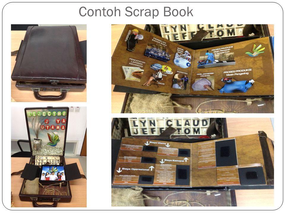 Contoh Scrap Book
