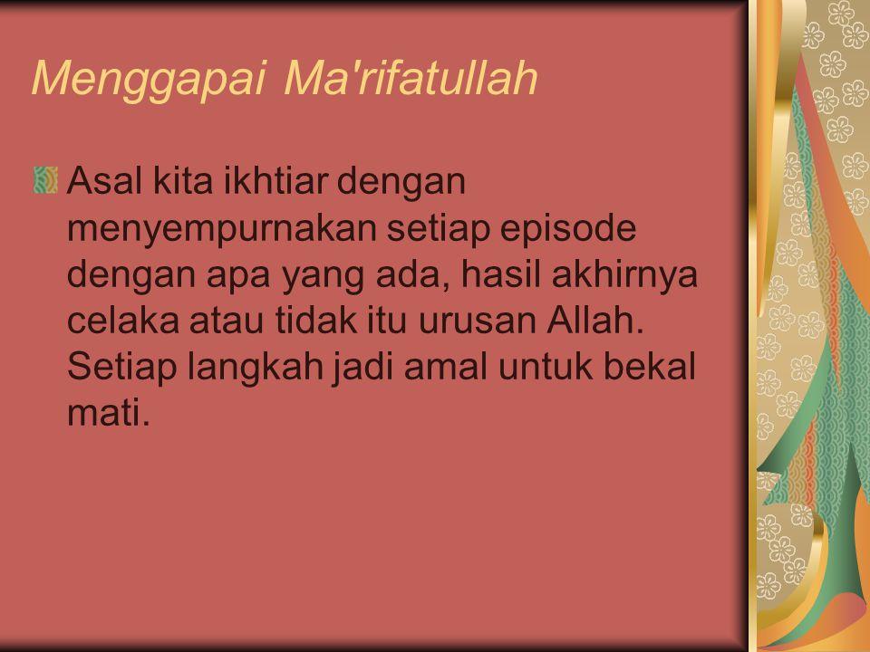 Menggapai Ma rifatullah Keluar dari masjid berdesak-desakan dapat dijadikan amal dengan mendahulukan orang tua.