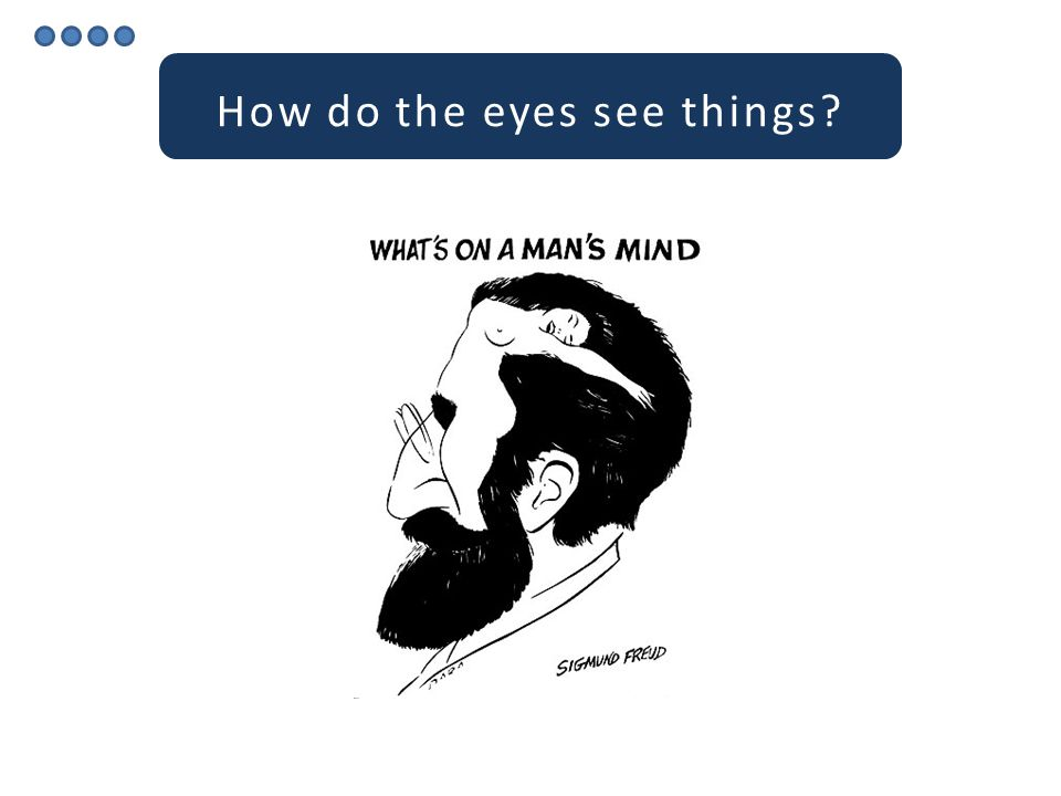 How the eye see things according to Gestalt Principles 1.Similarity 2.Proximity 3.Continuation 4.Closure 5.Figure/Ground