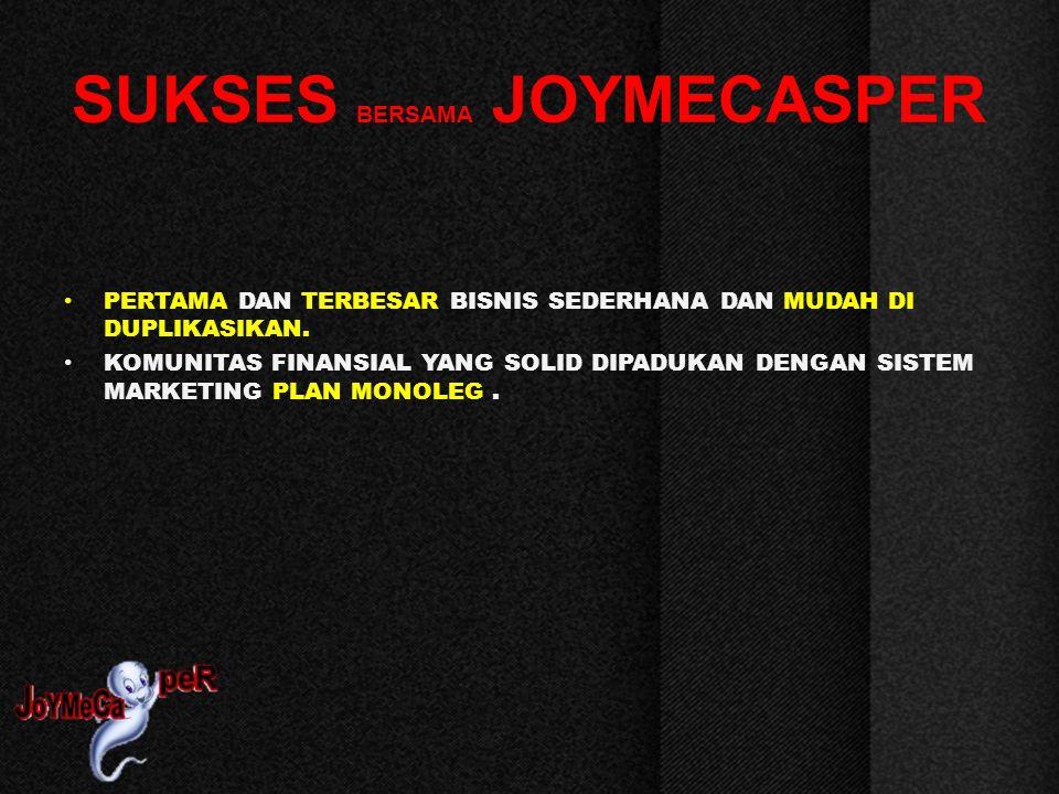 Everyone need a success Joyme.. Joyme.. joymecasper