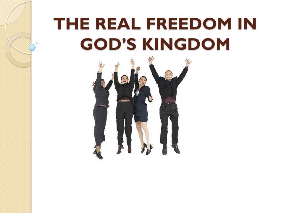 Ironi: Dimerdekakan untuk Diperhamba lagi. Kemerdekaan adalah hak azasi setiap orang.