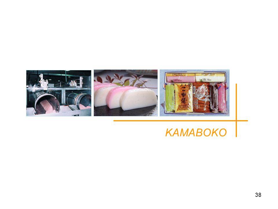 38 KAMABOKO