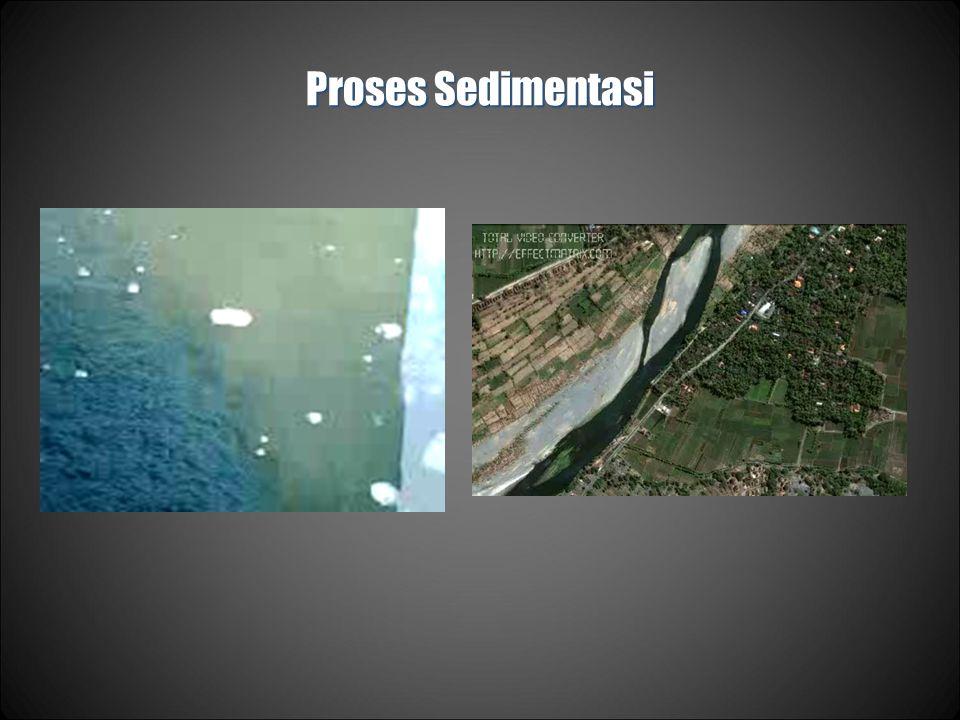 Proses Sedimentasi