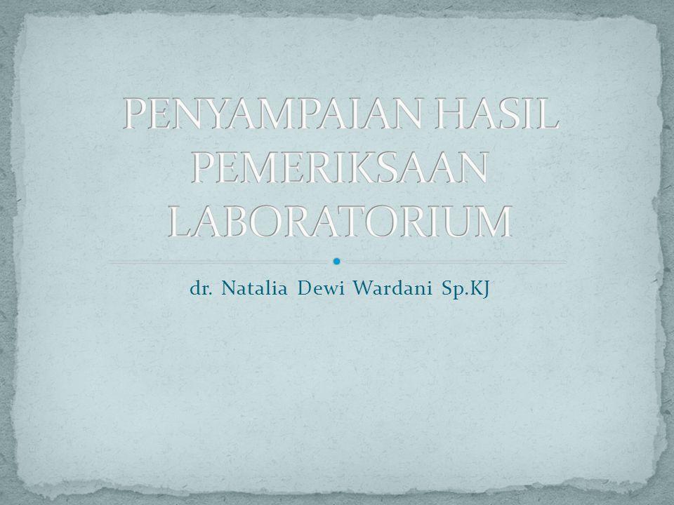 dr. Natalia Dewi Wardani Sp.KJ