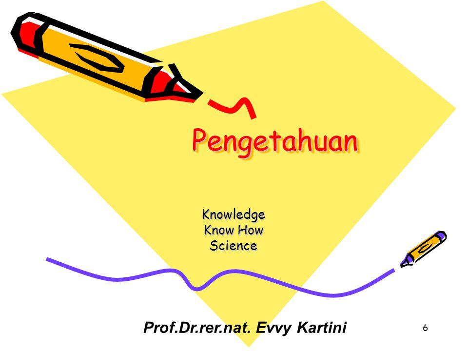 Pengetahuan Hanya Allah yang Maha mengetahui Apa pengetahuan .