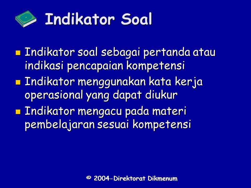 Materi 14 Sosialisasi SMA 200612 KRITERIA KOMPETENSI / MATERI PENTING 1.Urgensi: KD/indikator/materi yang secara teoretis, mutlak harus dikuasai oleh