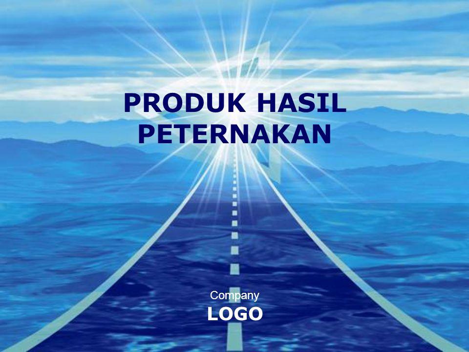Company LOGO PRODUK HASIL PETERNAKAN