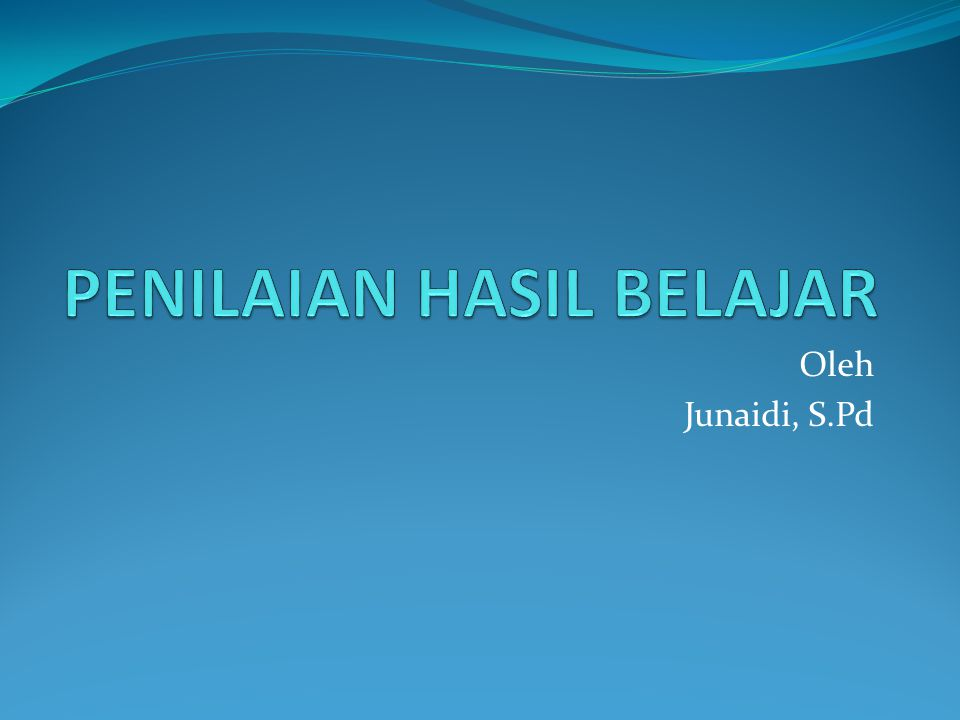 Oleh Junaidi, S.Pd